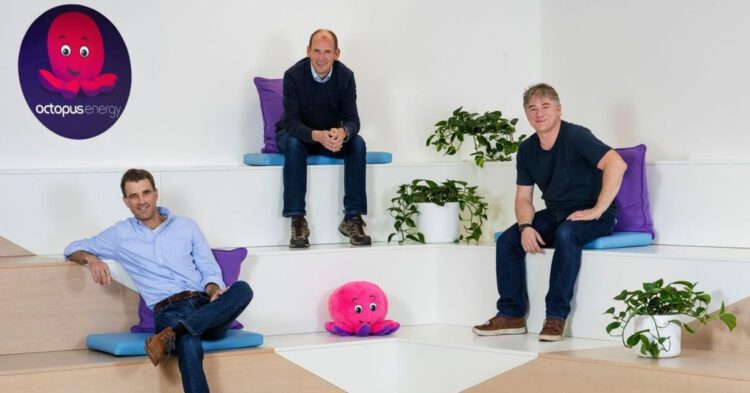 Octopus Energy Founders