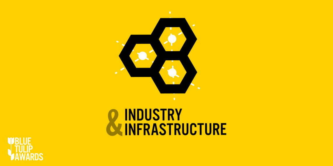 Industry & Infrstructure - Blue Tulip Awards