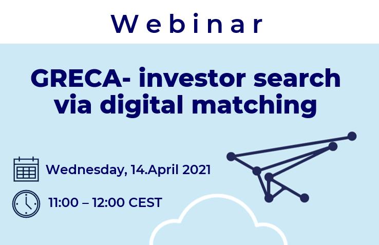 GRECA investor search