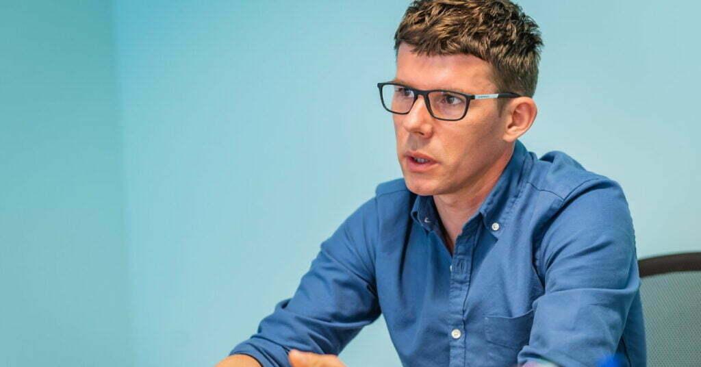 Gabriel Dombri, CEO of Tapptitude