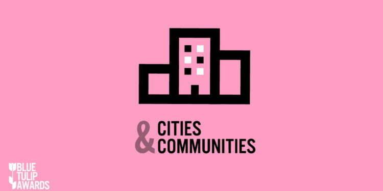 Cities & Communities Blue Tulip Awards